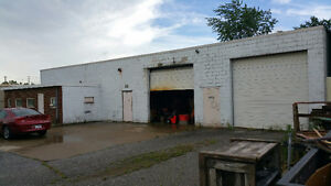 APPROX 5,100 SF INDUSTRIAL BUILDING