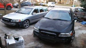 2004 Volvo V70R Running Project Cars or Parts