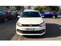 2013 Volkswagen Polo 1.2 TSI 105 R Line 5dr Manual Petrol Hatchback