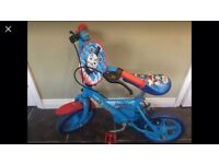 12inch Thomas and Friends Bike