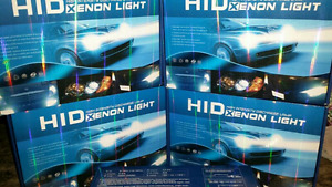 HID Xenon Light Kits Ford Mustang 05 and up