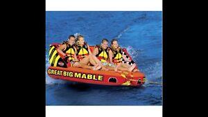 Trippe bateau 4-6 places