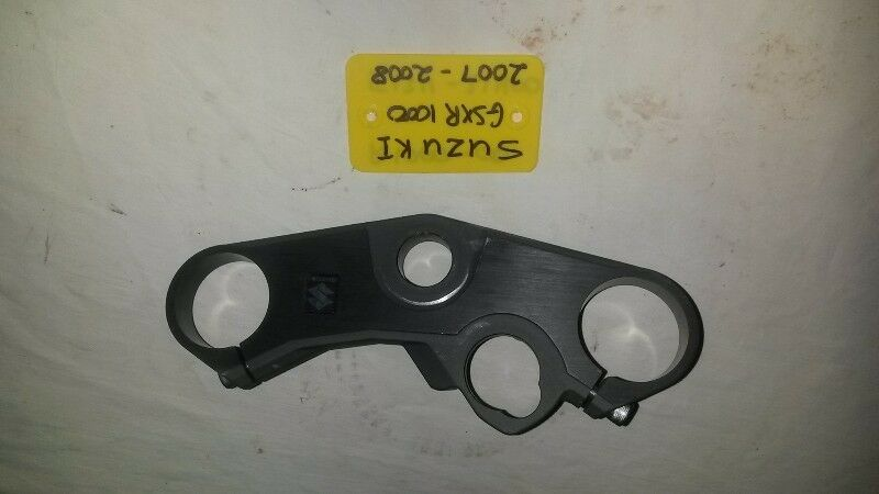 SUZUKI GSXR1000 K7/K8 TOP TRIPPLE CLAMP