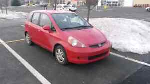 2007 honda fit. Brand new MVI