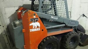 T103S Thomas skid steer