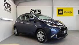 2016 Toyota Aygo 1.0 VVT-i x-pression x-shift 5dr
