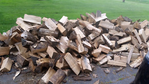 load of mixed hard wood for sale