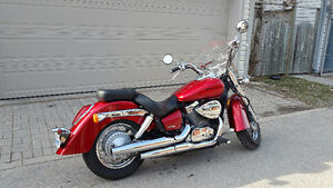 2008 Honda Shadow Aero VT750C
