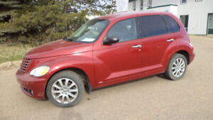 10 PT CRUISER - 4DR - AUTO - LOADED - NEW TIRES  ONLY 110,000KMS