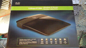 Cisco Linksys E1200 Modem