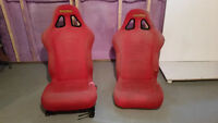 Selling Two Momo Bucket/Racing Seats