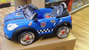 Kids ride on Car Motor cycle limited quantity $160 - to $260