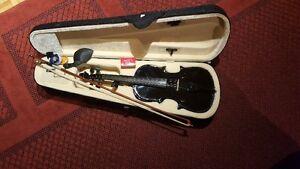 Size 4/4 ARIA  1851 4 String Violin Model AR001 W/Case