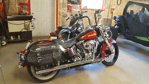 Mint ! 2010 heritage softail classic