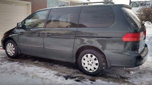 1999 Honda Odyssey LX Minivan, Van