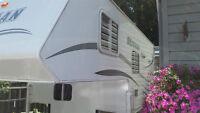 Gently Used Okanagan Camper