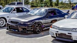 1993 Nissan Skyline R33 wide body 507rwhp
