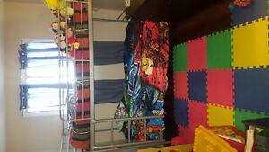 Ikea single bunk beds