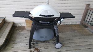 Weber Q300 Propane Gas Grill