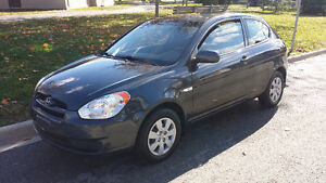 2010 Hyundai Accent GL Coupe  only132,293km in mint condition