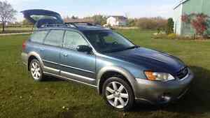 2006 Subaru Outback Limited AWD Wagon