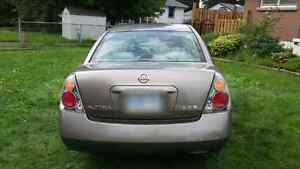 2002 Nissan Altima (Used) FOR SALE AS IS!