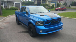 Dodge Ram 2018,Spéc.Edition,incitatif 5000$, trans. de location