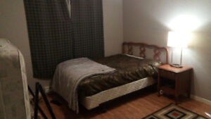 Fully furnished Large Bedroom in a 4 Bedroom House
