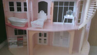 Barbie House with sounds