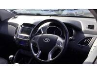 2013 Hyundai iX35 1.7 CRDi Premium 5dr 2WD Manual Diesel Estate