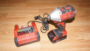 MILWAUKEE 18v HEX IMPACT DRIVER M18 CORDLESS LITHIUM-ION 1/4 in