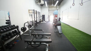 FOR RENT: GYM SPACE / PERSONAL TRAINING STUDIO
