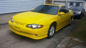 2003 Chevrolet Monte Carlo SS Coupe - Rare Limited Edition Model
