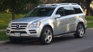 2010 Mercedes-Benz GL-Class 350 bloutec SUV, Crossover