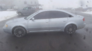 1998 audi a6 quattro 2.8 auto fully loaded 184000km valid etest
