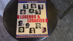 A Century of Hockey in New Hamburg, Legends & Legacies, Miller