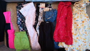 Lot of girl clothes: size 10-12 range
