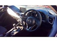 2016 Mazda 3 Fastback 1.5d Fastback sport nav Manual Diesel Saloon