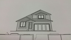 New Home Under Construction in Summerland!