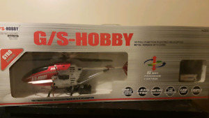 G/S-HOBBY R/C helicopter