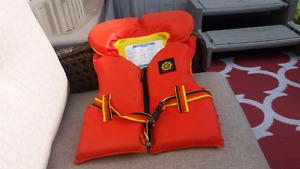 Buoy O Boy youth pfd  (lifejacket)