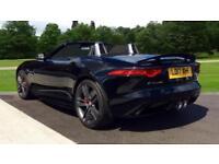 2017 Jaguar F-TYPE 3.0 S/C V6 British Design Edit Automatic Petrol Convertible
