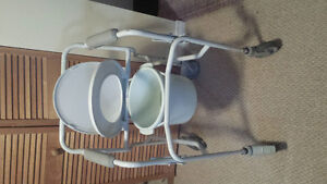 Invacare Commode for sale !