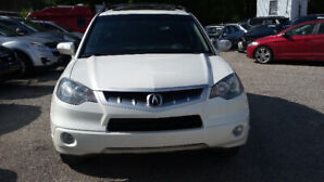 2009 Acura RDX, AWD, No Accident, Certified, Finance Available.