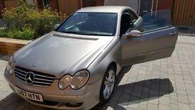 Mercedes benz clk 220 CDI
