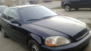 Hey there I am selling a 97 Honda Other Ucc Coupe (2 door)