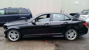 WOW FANTASTIC DEALS ON PARTS FROM  2012 MERCEDES-BENZ C-CLASS C2