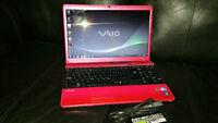 Sony Vaio Intel i3 Processor, MINT Condition