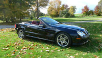 2006 Mercedes-Benz SL500-Class sportster with AMG Sport package
