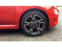 2016 Fiat 500 1.2 S 3dr Manual Petrol Hatchback